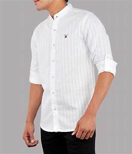 Mufti Men Shirts Long Sleeve White Best Deals With Price