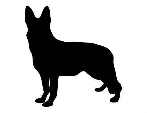 kostenlose illustration hund deutscher schaeferhund gsd