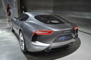 Maserati, Alfieri, Coupe, Delayed, Until, 2018, New, Granturismo