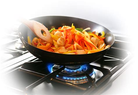 cuisine preparation instant clean delicious gas cooking