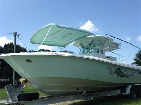 Bimini Boat Top Manufacturers by Bimini Tops And Boat Covers Ajs Fabrication