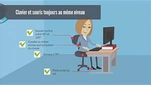 Conseils Ergonomiques Pour Un Poste De Travail Confortable