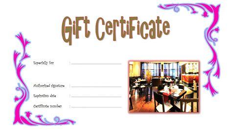 top  restaurant gift certificates  york city