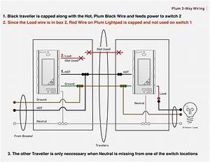 Lutron 3 Way Dimmer Switch Wiring Diagram Sample