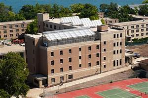 UW-Madison's newest residence hall achieves LEED Gold