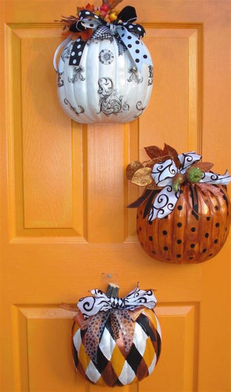 amazing diy pumpkin decorations     fall