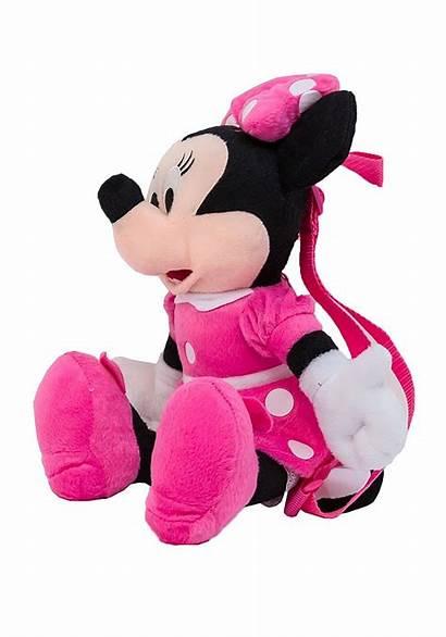 Minnie Mouse Backpack Disney Plush Alt