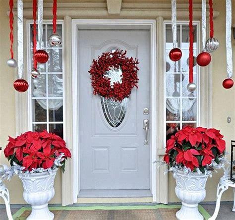 holiday decorating ideas   entryway mod interiors
