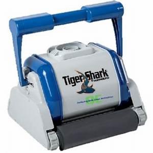 Tiger Shark Quick Clean : dolphin robot piscine maytronics novarden nsr dolphin ~ Dailycaller-alerts.com Idées de Décoration