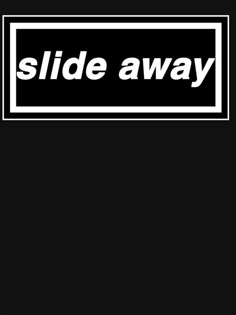 """Oasis (Band) - Slide Away Logo (Definitely Maybe)"" Long"