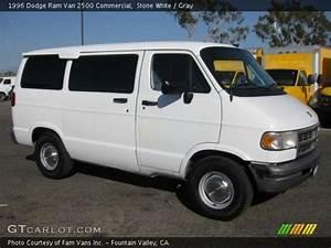 Stone White - 1996 Dodge Ram Van 2500 Commercial