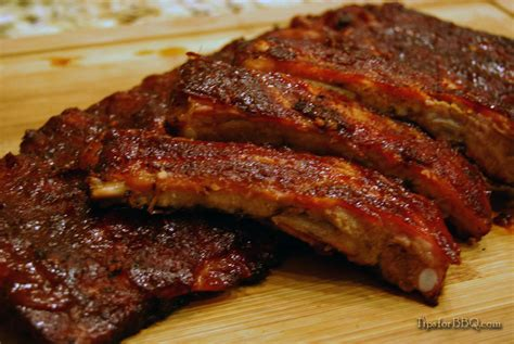 how to cook bbq ribs barbecue ribs recipe dishmaps