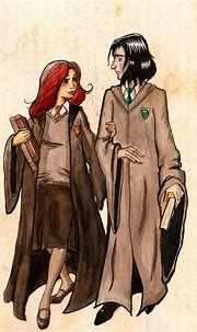 Snape & Lily