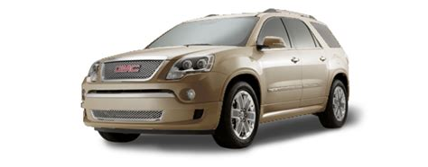 gmc acadia denali colors crossover vehicle gmc ksa