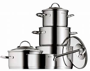 Wmf Topfset Brilliant 6 Teilig Test : wmf topfset brilliant great metro kitchenware u cookware offers enjoy a hearty meals with ~ Bigdaddyawards.com Haus und Dekorationen