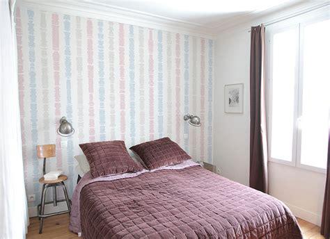 papier chambre davaus papier peint chambre a coucher avec des