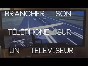 Comment Brancher Un Cable Optique Sur Tv Samsung : afficher l 39 ecran de son smartphone sur sa tv tuto youtube ~ Medecine-chirurgie-esthetiques.com Avis de Voitures
