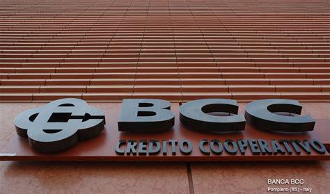 Bcc Di Pompiano E Franciacorta Sbbs Building Solution Sede Credito Cooperativo Di