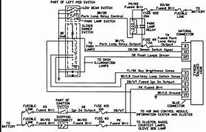 Trying To Find A Fuse  Electrical Diagram For A 1993 Dodge Caravan