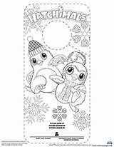Hatchimals Coloring Pages Printable Twins Minnesota Hatchy Birthday Colouring Christmas Info Egg Template Penguin Baseball Books sketch template
