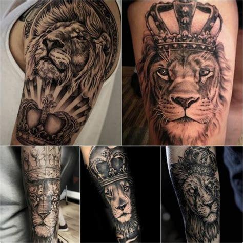 lion tattoo meaning lion tattoo ideas  men  women