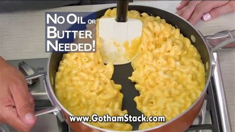 gotham steel stack master cookware tv commercial  control   cupboards ispottv
