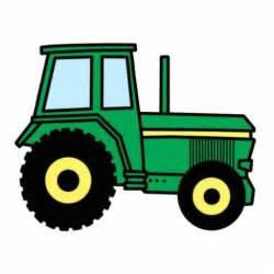 Cartoon Tractor Clip Art