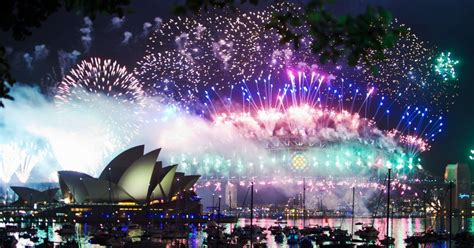 Top Ten Cities To Celebrate New Year's Eve