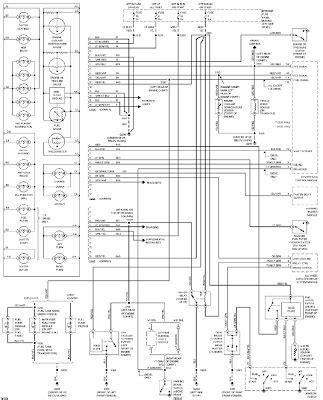 ford econoline van fuse box diagram  econoline