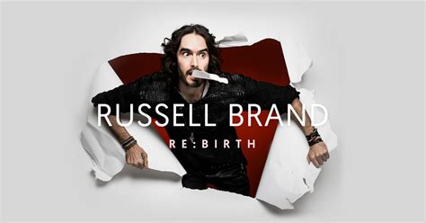 russell brand stand up netflix russell brand s netflix special re birth is what you