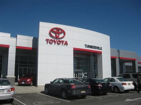 Toyota Of Turnersville by Toyota Of Turnersville Turnersville Nj 08012 Car