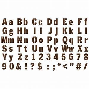 martha stewart crafts sans serif alphabet paper stencils With stencil letters home depot