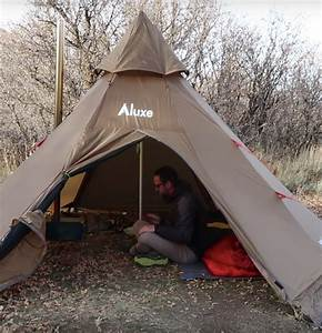 Megahorn Tipi With Stove Jack  User Guide  Long Video