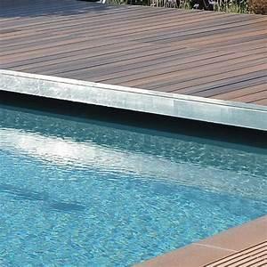 Tour De Piscine Bois : tour de piscine en bois composite ~ Premium-room.com Idées de Décoration