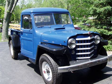 willys pickup classic willys pickup   sale