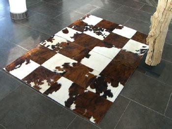 tapis en peau de vache ikea