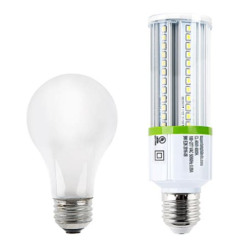led corn light 105w equivalent incandescent conversion