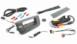 Tailgate Handle Backup Camera Systems For Ford  Chevrolet