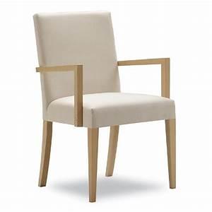 Chaise Fauteuil Avec Accoudoir : chaise zenith avec accoudoirs ~ Melissatoandfro.com Idées de Décoration