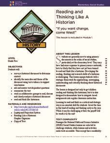 create primary source lesson plans worksheets reviewed