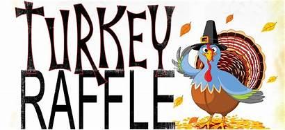 Raffle Turkey Clipart Raffles Pm Event Annual