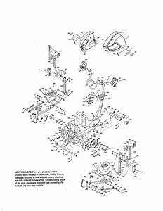 Nautilus Stepper Parts