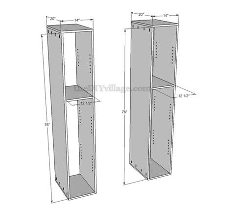 diy kitchen pantry cabinet plans cabinet plans diy pdf woodworking 8767