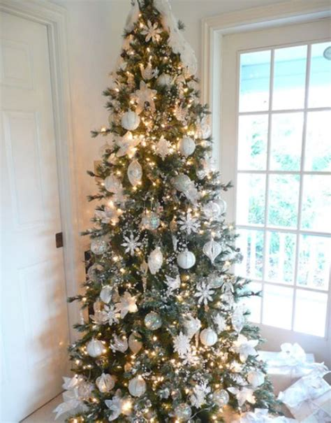 white christmas tree decorations pictures 42 tree decorating ideas you should take in