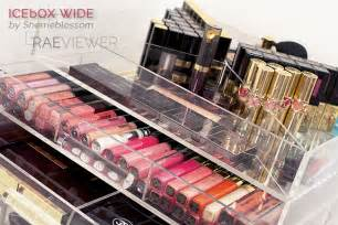 Acrylic Vanity Organizer by The Raeviewer A Blog About Luxury And High End Cosmetics