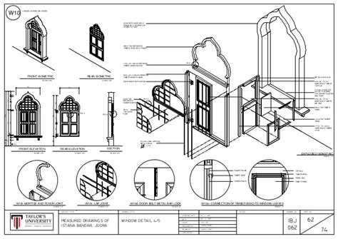 cad drawings methods  documentation  measured drawing