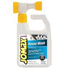 zinsser jomax deck wash product page