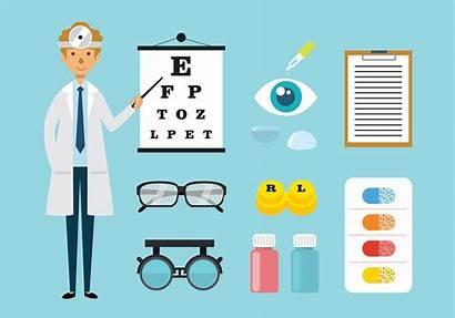 Doctor Eye Vectors Vector Clipart Toosl Nurse