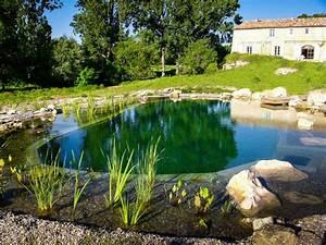 Construction Piscine Naturelle : construction piscine naturelle aix en povence 13 84 04 ~ Melissatoandfro.com Idées de Décoration