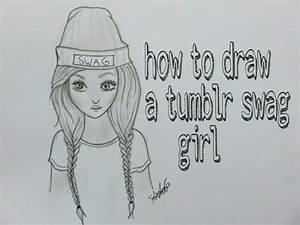 Easy Drawing Ideas For Teenage Girls How To Draw A Swag ...